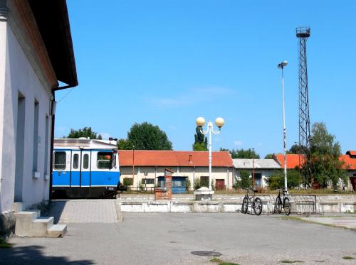 Велосипед и поезд 2
