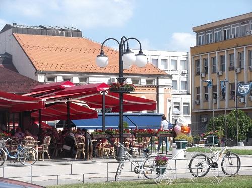 Популярное кафе в Заечаре