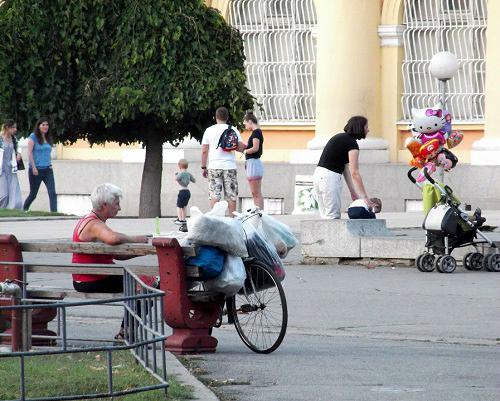 Велосипед-трууженик