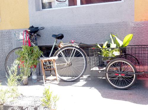 Велосипед-трудяга