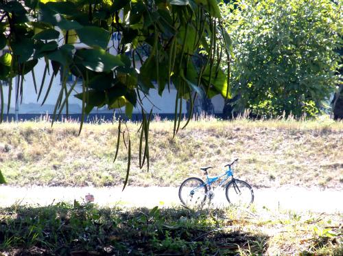 Чей-то велосипед