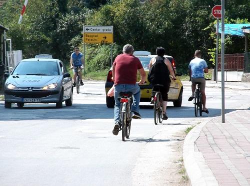 Заечарские велосипедисты