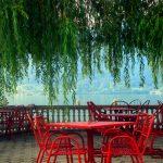 Кафе на Дунае
