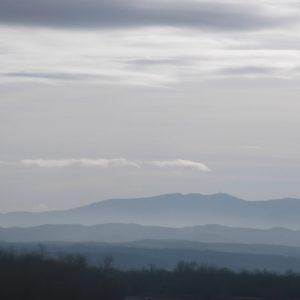 Небо и горы