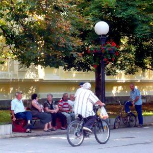 Велосипедный город