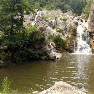 Водопады в Мокранье