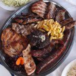 Мясо с роштиля