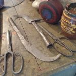 Старинные_Инструменты_Виноградаря
