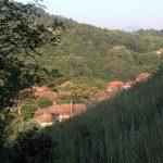 Село под холмом фото