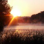 Солнце встаёт фото